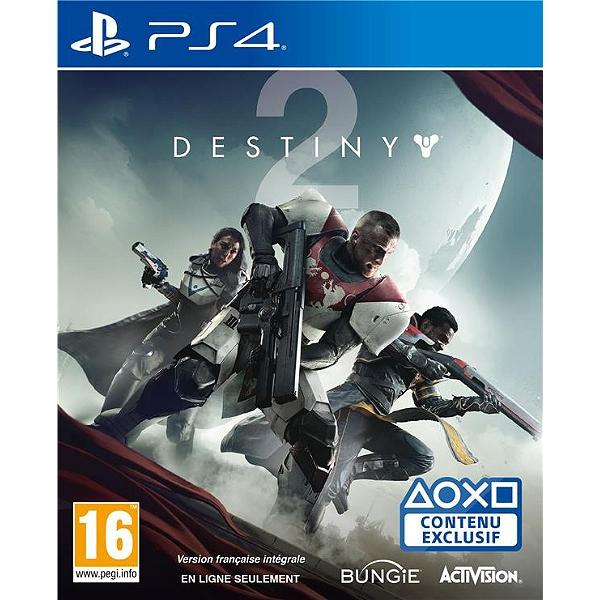 Jeu Destiny 2 sur PS4