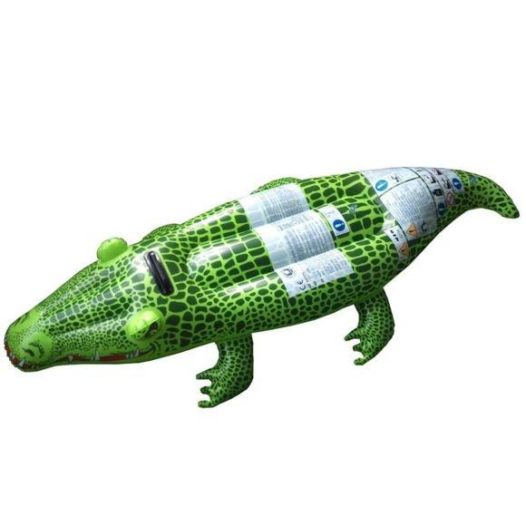 Crocodile gonflable Carrefour OD66496 - 139 x 61 x 23 cm (Livraison gratuite en magasin)