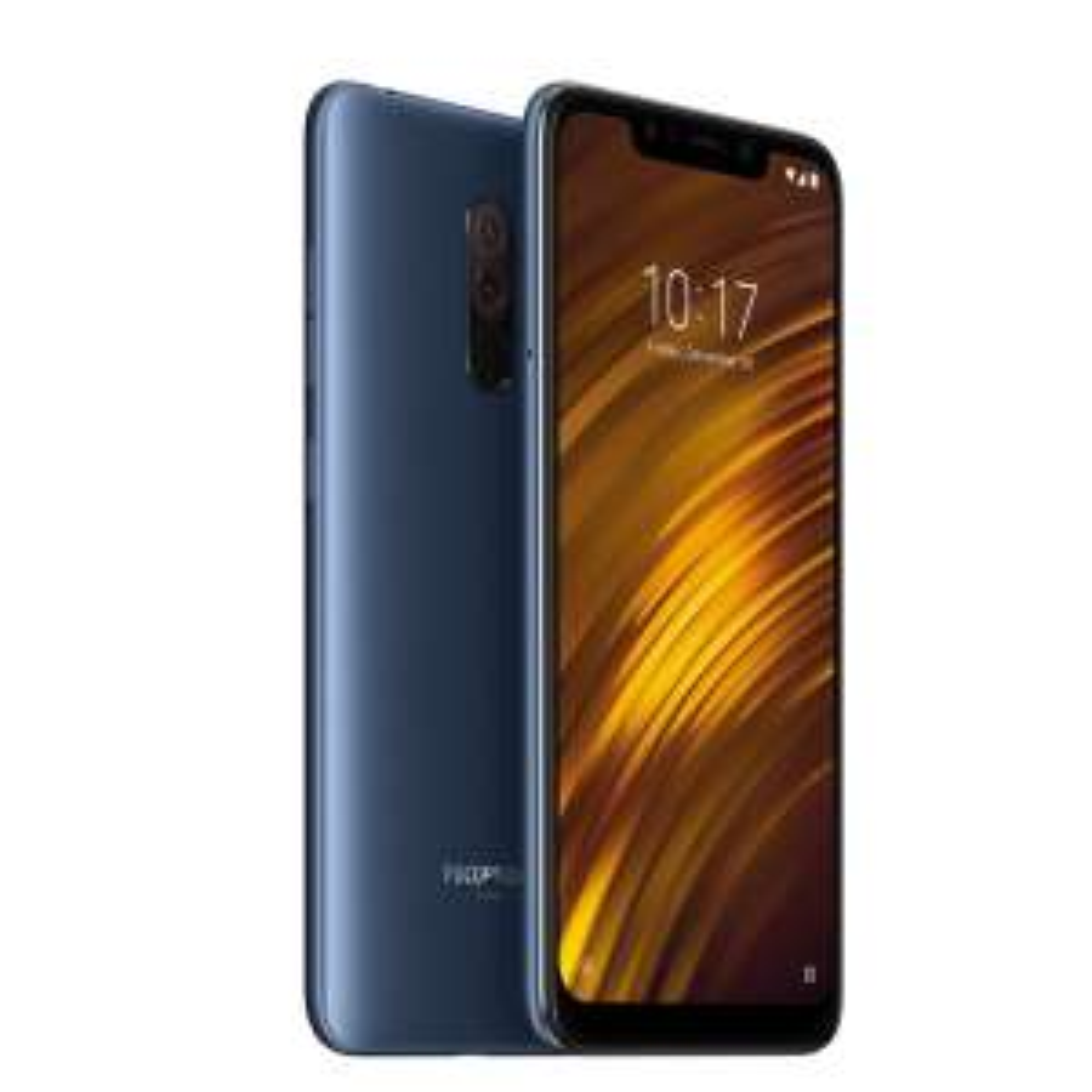 "Smartphone 6.21"" Xiaomi Pocophone F1 - FHD+, SnapDragon 845, 6 Go de RAM, 64 Go, Bleu (160.11€ avec le code ETE15)"
