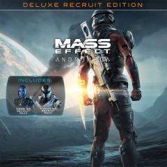 Mass Effect Andromeda Edition Recrue Deluxe sur PS4 (Dématérialisé)