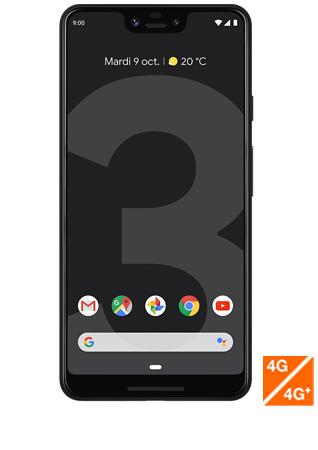 "Smartphone 6.3"" Google Pixel 3 XL - 64 Go"