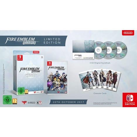 Fire Emblem Warriors - Limited Edition sur Nintendo Switch