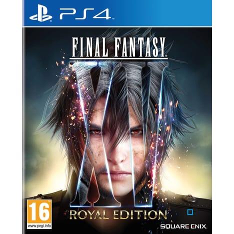 Final Fantasy XV - Royal Edition sur PS4 / Xbox One