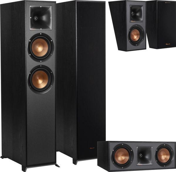 Pack d'enceintes Klipsch R-620F HCS 5.0