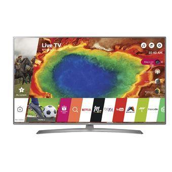 "TV 65"" LG 65UJ701V - 4K UHD, Smart TV"