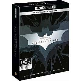 Sélection de coffrets Blu-Ray & Blu-Ray 4K en soldes - Ex : The Dark Knight Trilogy 4K