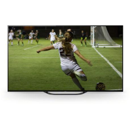 "[Clients AXA] TV OLED 55"" Sony KD55AG8 - 4K UHD, Smart TV (Obiz.smsdistribution.fr)"