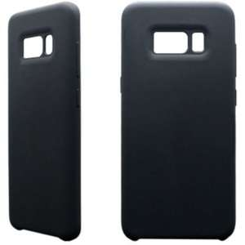 Sélection de coques pour smartphones à partir de 0.50€ - Ex : Coque rigide EssentielB pour Samsung Galaxy S8+ Plus - Velvet gris anthracite