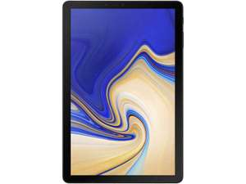 "Tablette tactile 10.5"" Samsung Galaxy Tab S4 4G - QHD+, SnapDragon 835, 4 Go de RAM, 64 Go, noir (via ODR de 70€)"