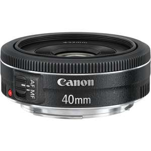 Objectif Canon 40mm f/2.8 STM