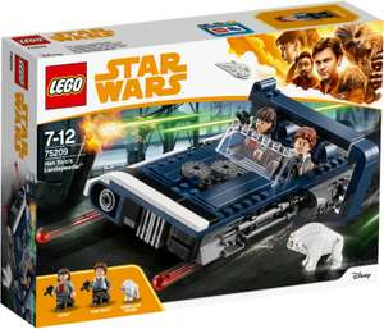 Sélection de Lego en promotion - Ex : Star Wars - Le landspeeder de Han Solo (75209)