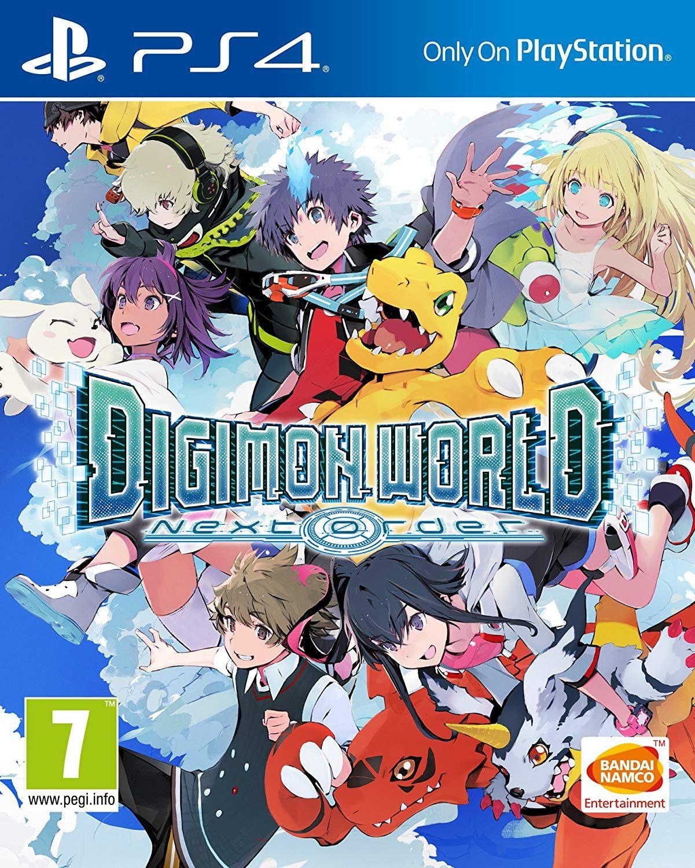 Digimon World : Next Order (Dématérialisé) sur PS4
