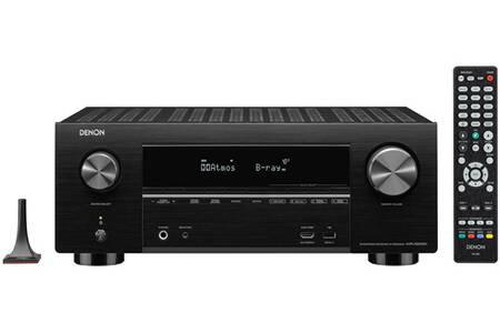 Ampli Home Cinéma Denon AVR-X 3500 - Noir