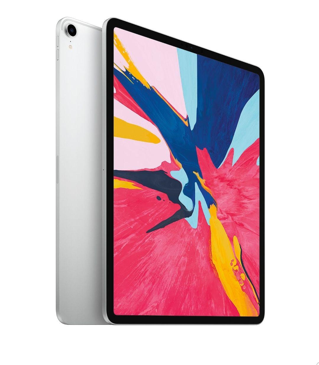 "Tablette 12,9"" Apple iPad Pro (2018) - WiFi, 64 Go, Argent"