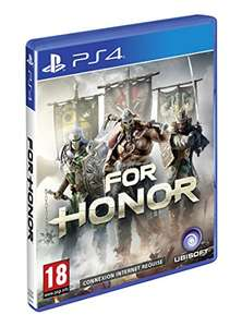 For Honor sur PS4