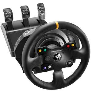 Volant + Pedalier Thrustmaster TX Racing Wheel Leather Edition
