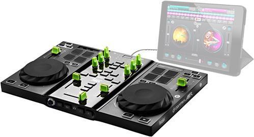 Contrôleur DJ pour iPad Hercules DJControl Air