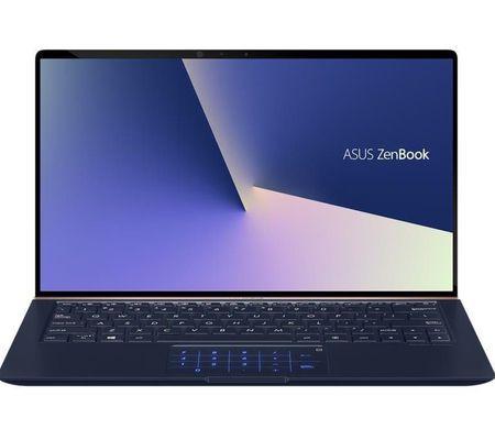 """PC Portable Ultrabook 13.3"""" Asus Zenbook UX333FN-A3026T - i7-8565U, SSD 256 Go, 8 Go RAM, MX 150 (2 Go), Win10"""