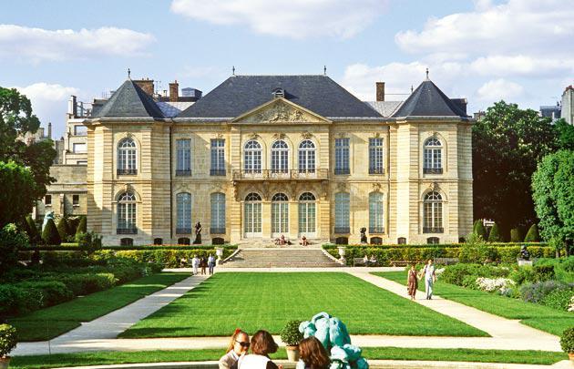 Entrée gratuite au Musée Rodin