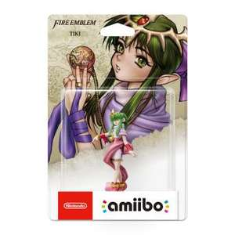 Figurine Amiibo Tiki