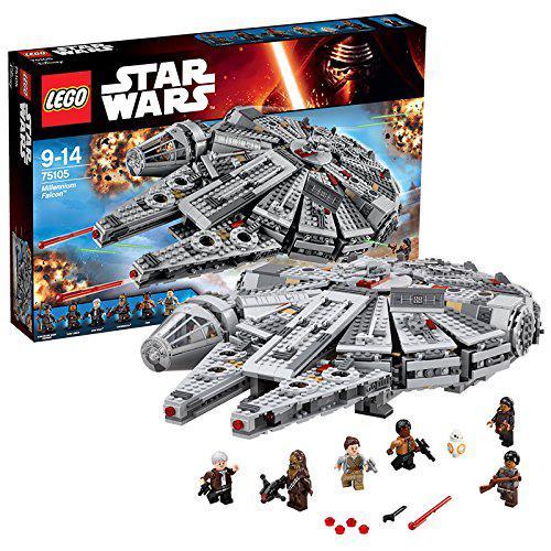 Lego 75105 Star Wars - Millennium Falcon (+ 23.25€ en Super Points)