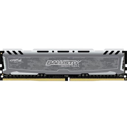Barrette Mémoire RAM DDR4 Ballistix Sport LT 8 Go - 3000MHz, CL15
