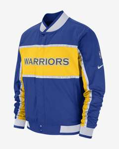 Veste Homme NBA pour Homme Golden State Warriors Nike Courtside