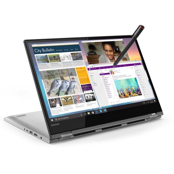 "PC ultra-portable 14"" Lenovo Yoga 530-14IKB - Full HD, i5-8250U, SSD 128 Go, RAM 8 Go, Windows 10"