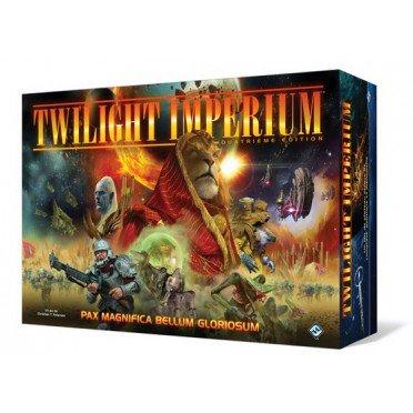 Fantasy Flight Games Twilight Imperium - version FR, 4ème édition
