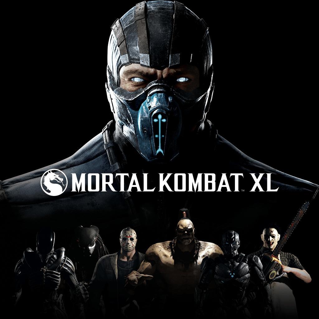 Mortal Kombat XL sur PS4 (dématérialisé)