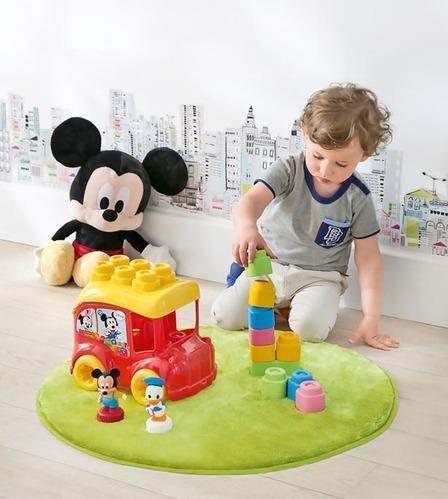 Sélection de jouets en promo - Ex: Le Bus de Mickey ou Minnie (5.40€ sur la carte + 5.37€ en bon d'achat)