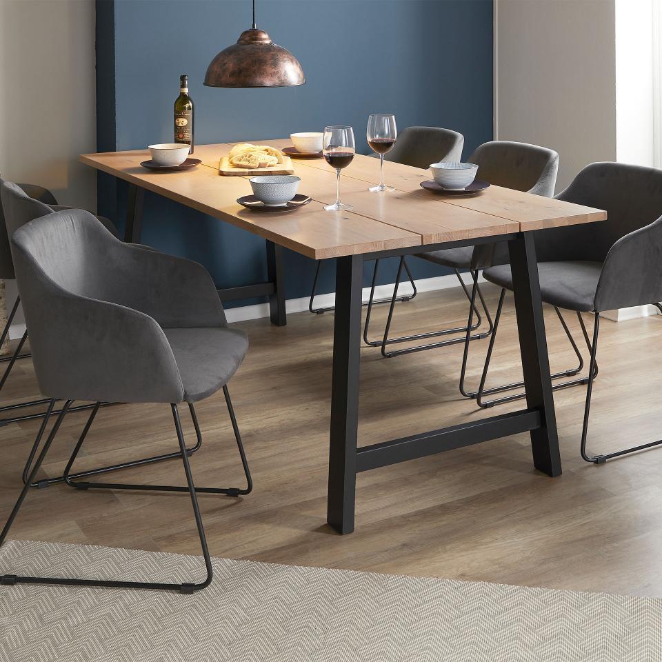 Table Gadeskov (90x190 cm) - Jysk.fr