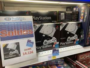 Console Sony PlayStation PS1 Classic - Chambly (60)
