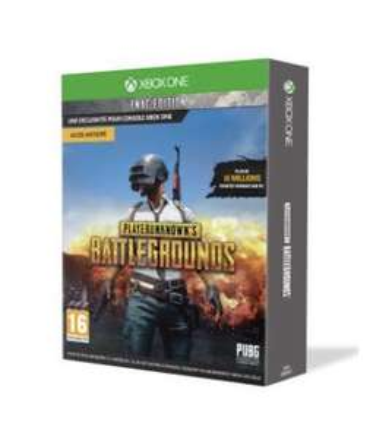PlayerUnknown's Battlegrounds - Édition Fnac sur Xbox One