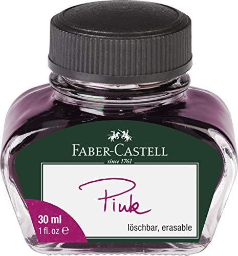 Verre à encre Rose Faber Castell - 30 ml