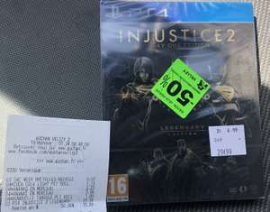 Injustice 2 Day One Edition avec Steelbook sur PS4 - Velizy 2 (78)