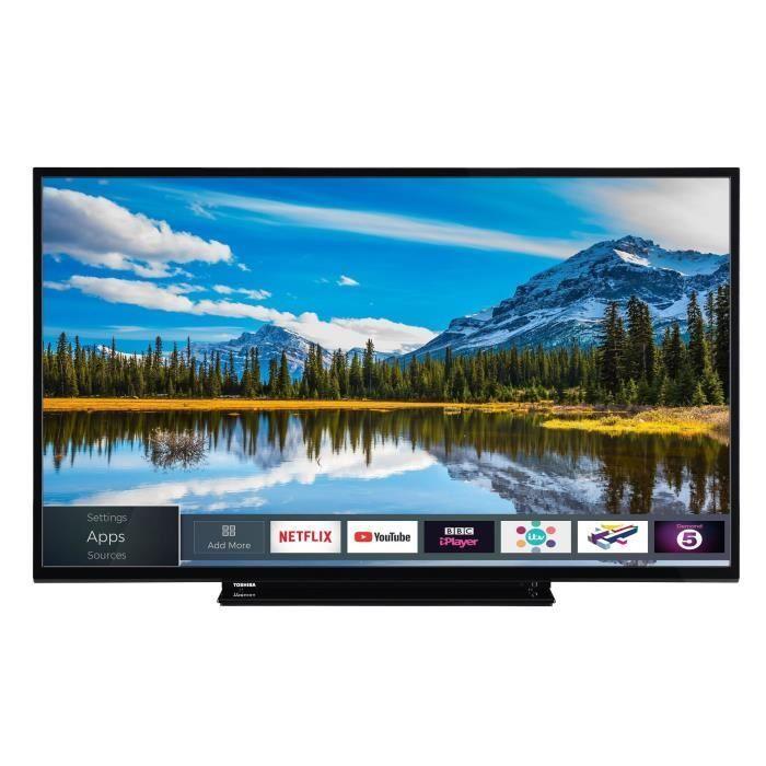 "TV 49"" Toshiba 49L2863DG - FULL HD, D-LED Backlight, Smart WIFI Bluetooth"