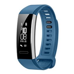 Bracelet Connecté Huawei Band 2 Pro - Coloris Bleu