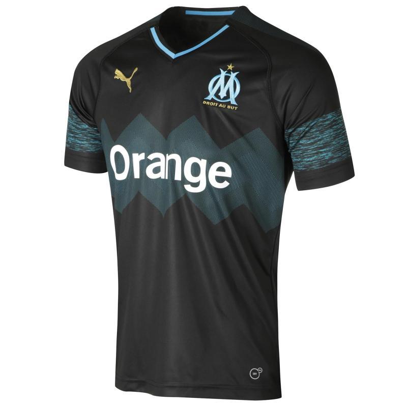 Maillot de football Puma Olympique de Marseille Replica 18/19 extérieur Adulte - du S au L