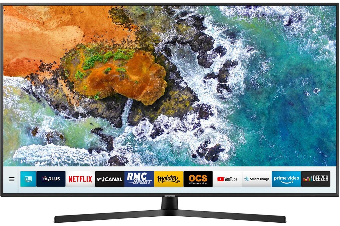 """TV 50"""" Samsung UE50NU7405 - 4K UHD, HDR, LED, Smart TV"""