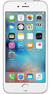 Smartphone Apple iPhone 6 - 16 Go Argent  (via l'application et le site mobile)
