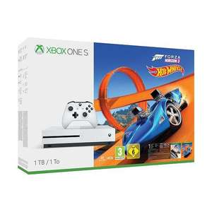 Pack Console Xbox One S (1 To) + Forza Horizon 3 + DLC Hot Wheels
