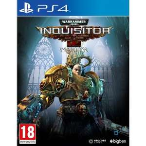 Warhammer 40k Inquisitor Martyr, PS4 ou Xbox One