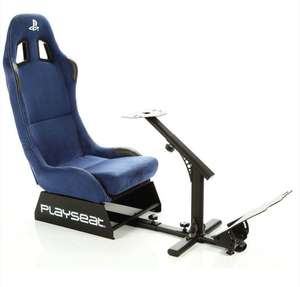 Fauteuil Gaming Playseat Evolution Playstation - Bleu