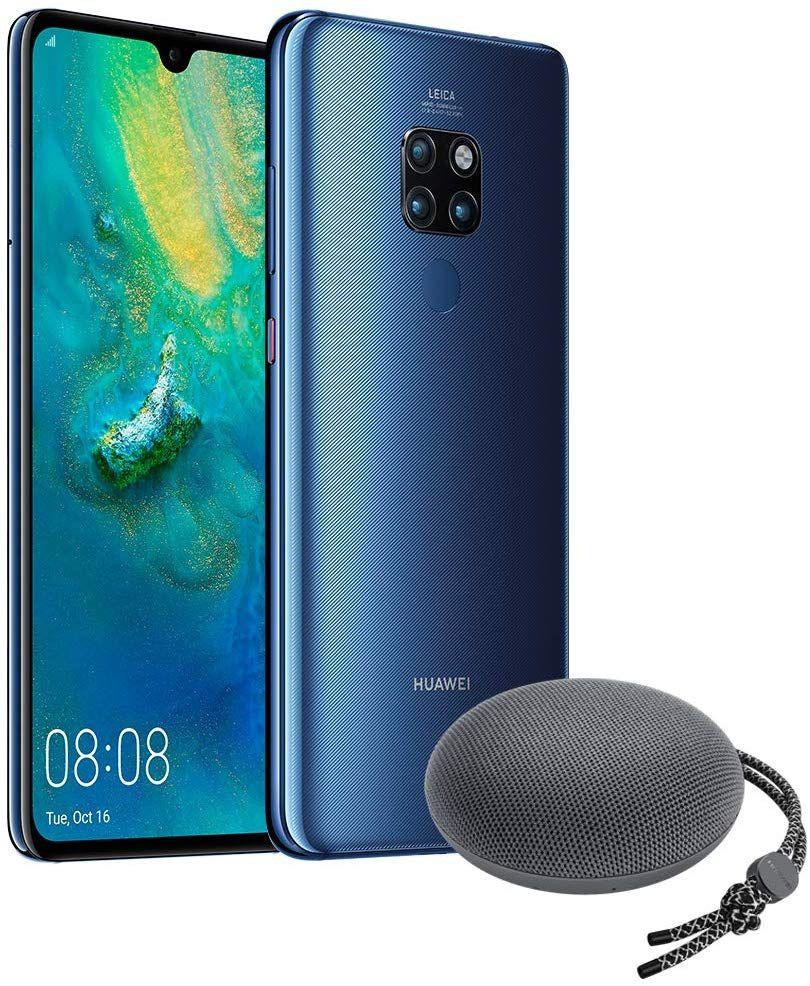 "Smartphone 6.56"" HuaweiMate 20 - 128 Go + Enceinte Bluetooth"