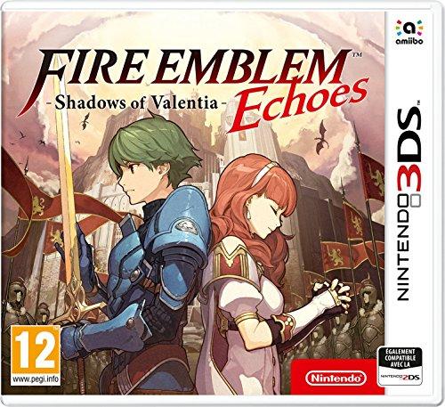 Fire Emblem: Echoes Shadows of Valentia sur Nintendo 3DS