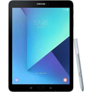 "Tablette 9.7"" Samsung Galaxy Tab S3 ( full HD, SnapDragon 820, 4 Go de RAM, 32 Go, blanc) + protection cover + stylet - via ODR de 50€"