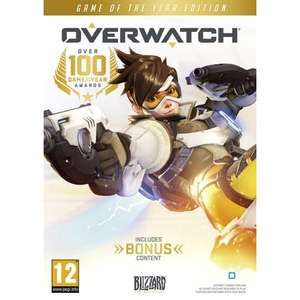 Overwatch : Game Of The Year Edition sur PC