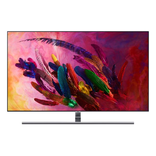 "TV 55"" Samsung QE55Q7FN - 4K UHD, QLED, Smart TV (frontaliers Suisse)"