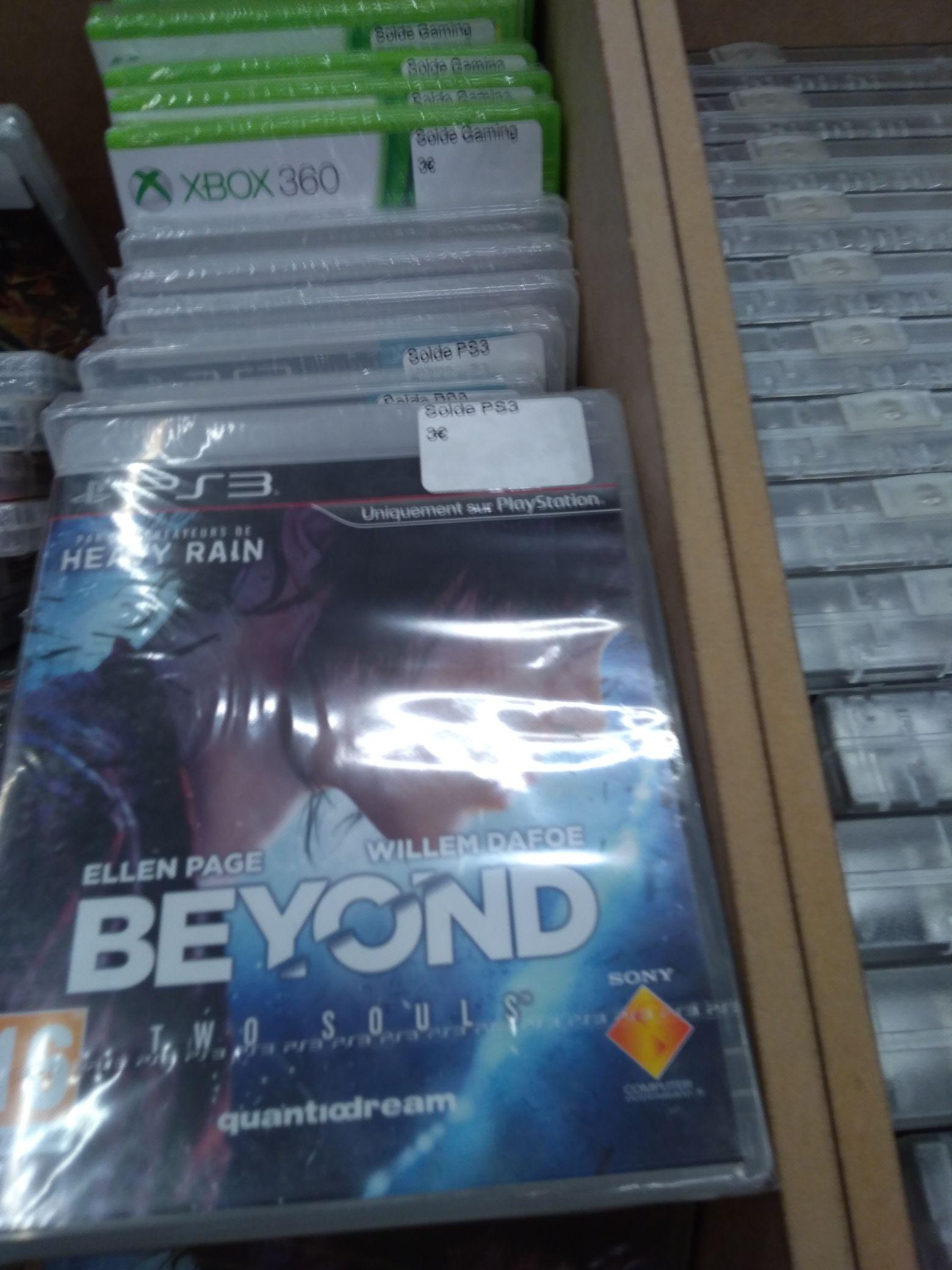 Beyond: Two Souls sur PS3 - Lezennes (59)